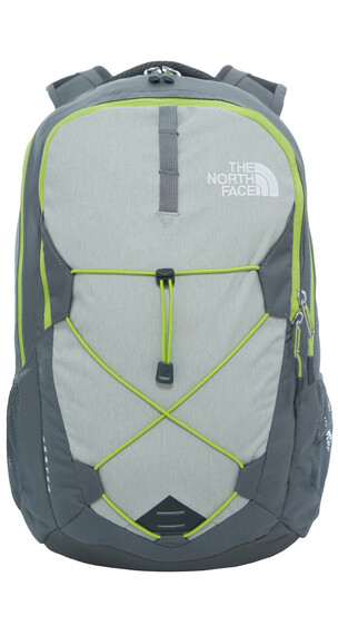 The North Face Jester Backpack london fog heather/chive green